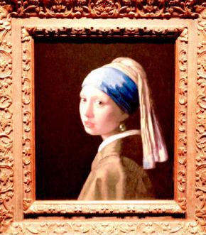 藤原紀香 ヨハネス・フェルメール 真珠の耳飾りの少女 コスプレ