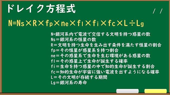 ドレイク方程式