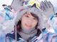 雪上の女神だ HKT48宮脇咲良、人生初スノボで見る者全てをゲレンデマジックにかける