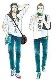 実写 聖☆おにいさん 松山ケンイチ 染谷将太