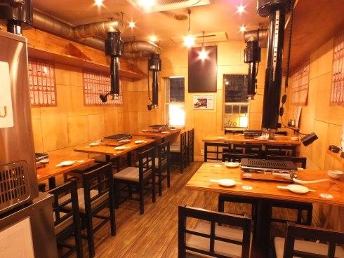 1人焼肉 神戸