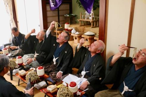 福井 300年 奇祭 ごぼう講