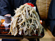 ゴボウとご飯がてんこ盛り! 300年以上続く福井の奇祭「ごぼう講」に行ってきた