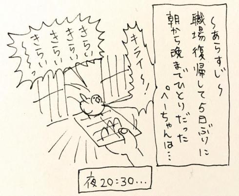 ぺーちゃん1