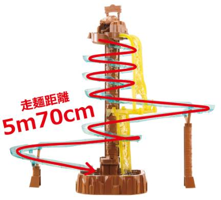 流しそうめん ウオータースライダー タカラトミーアーツ タワーズロック 東京サマーランド