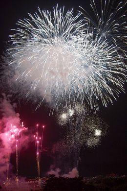 川崎市制記念多摩川花火大会 2018 開催 秋 変更