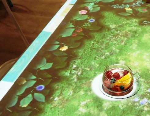 絵本の中のBAR ナムコ サングリア