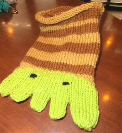 クトゥルフ 編みぐるみ