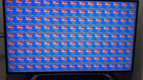 4Kモニター ファミコン 解像度 135画面 ポプテピピック