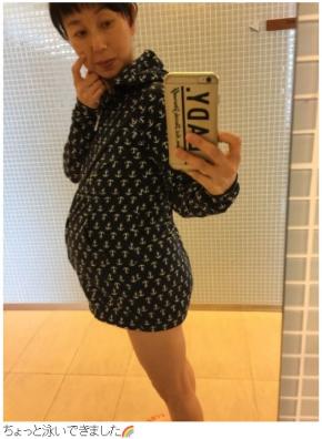 保田圭 東尾理子 不妊治療 第3子 妊娠 出産