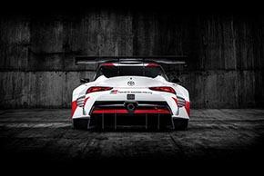 GR Supra Racing Concept(リア)