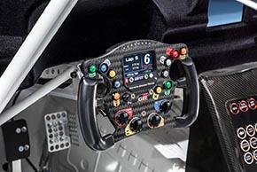 GR Supra Racing Concept(内装)