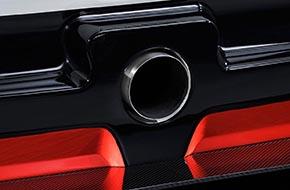 GR Supra Racing Concept(マフラーエンド)