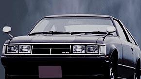 (参考)初代A40/A50型(日本ではセリカXXとして販売)