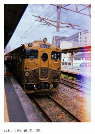 松井玲奈 女優 SKE48 鉄オタ 鉄道 或る列車