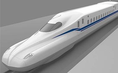 新幹線 N700S 東海道新幹線 新型車両