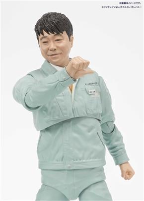 「ゲームセンターCX」有野課長が番組15周年記念でアクションフィギュア化! 顔を3Dスキャンしたリアル仕様