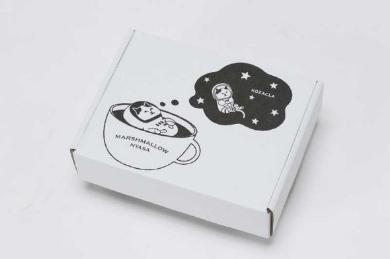 NYASA にゃさ 猫 宇宙 マシュマロ コーヒー