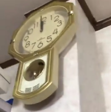掛け時計 チャイム 音痴
