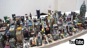 マンハッタン リサイクルパーツ 製作 模型 部品