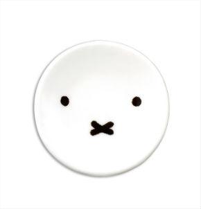 ミッフィー まいにちの食器 さわやかな白いお皿
