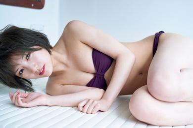 グラビア 週刊プレイボーイ 岡田奈々 AKB48
