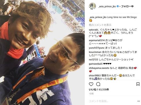 香取慎吾 チャン・グンソク パラリンピック SMAP