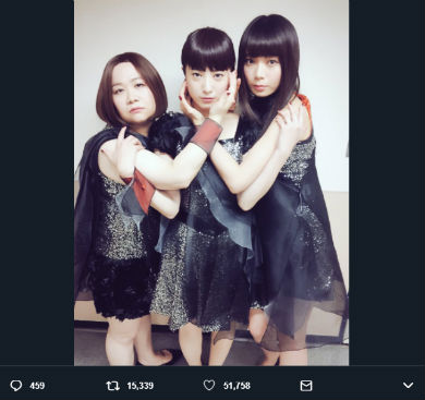 ハリセンボン お笑い 近藤春菜 森矢カンナ 女優 Perfume バキューム コピーユニット ライブ