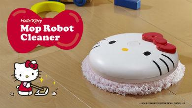 ハローキティ モップロボットクリーナー
