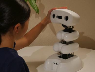 弱いロボット