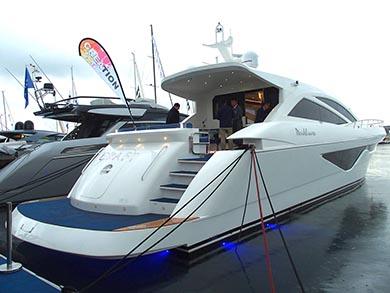 3億円のカスタムメイドヨット JACK 72 Dea del mare