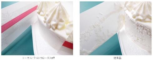 東洋アルミニウム トーヤル ウルトラロータス ケーキ シート ヨーグルト 蓋 付かない