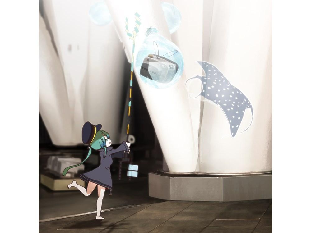 たつき監督自主制作アニメ「傾福さん」テレビ放送決定