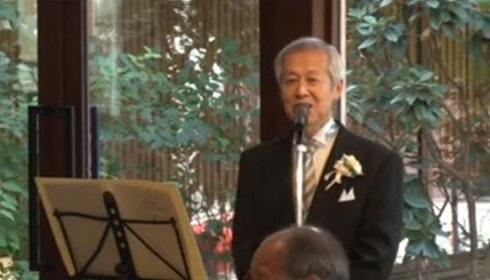 ハードロックが大好きな父親が結婚式で歌ったのは、中島みゆきの「糸」 見事過ぎる歌声に「涙が出た」