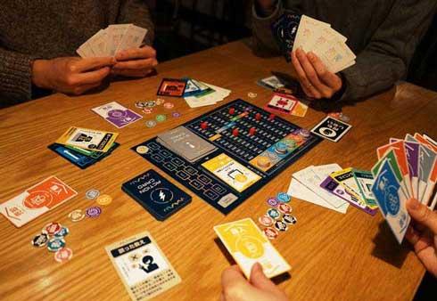 学べる ボードゲーム THE 仮想通貨 クラウドファンディング