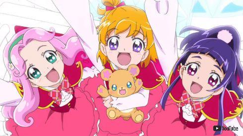 HUGっと!プリキュア 映画プリキュアスーパースターズ! 興行収入 東映 魔法つかいプリキュア! キラキラ☆プリキュアアラモード プリキュア
