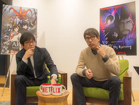 Netflix Production I.G 石川光久 ボンズ 南雅彦 包括的業務提携