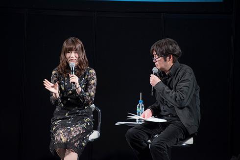 ニンジャバットマン キャットウーマン 加隈亜衣 AnimeJapan トークイベント