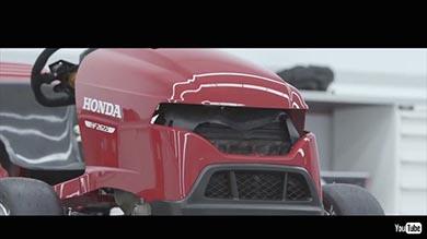 世界最速の芝刈り機 ホンダ ギネス世界記録