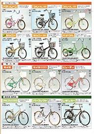 1976年のナショナル自転車総合カタログ P4