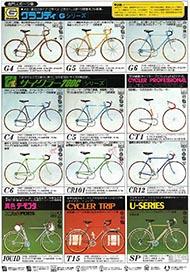 1976年のナショナル自転車総合カタログ P5
