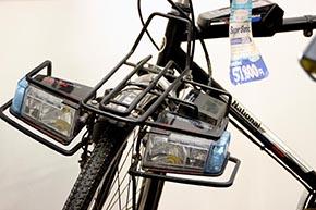 スーパーソニックは、18灯が輝く「モーションアイライトシステム」を搭載
