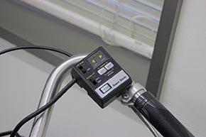 このスイッチを見ると、モーションアイライトシステムがいかに多機能だったかが分かります