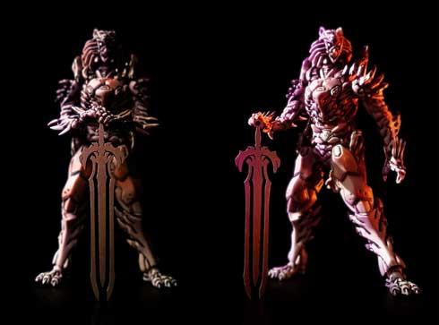 伝説の毛抜き 聖なる剣 チタン 勇者 第2弾 クラウドファンディング