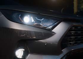 RAV4:ヘッドライト