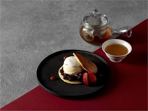 ハーゲンダッツ 和スイーツ専門店 日本茶セット
