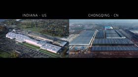 SF5とSF7は、アメリカと中国の2拠点で生産される