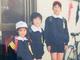 ランドセルを背負った平愛梨 面影ある小学生時代の写真に「小さい頃から美人」「祐奈ちゃんにも似てる」