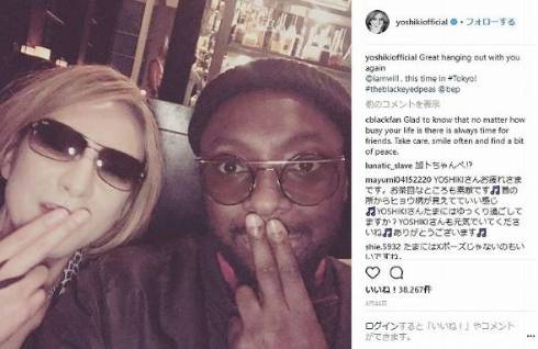 GACKT YOSHIKI 関係 友人 共演 格付けチェック カリスマ