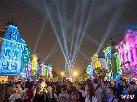 香港ディズニーランド We Love Mickey!